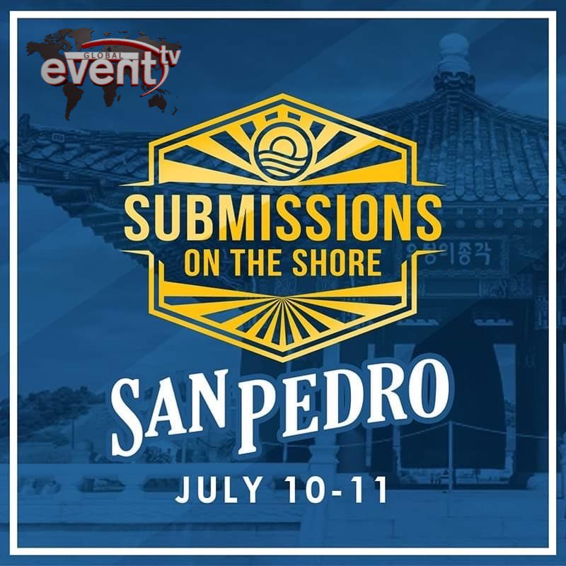 Submission on the shore - SAN PEDRO - July 10th