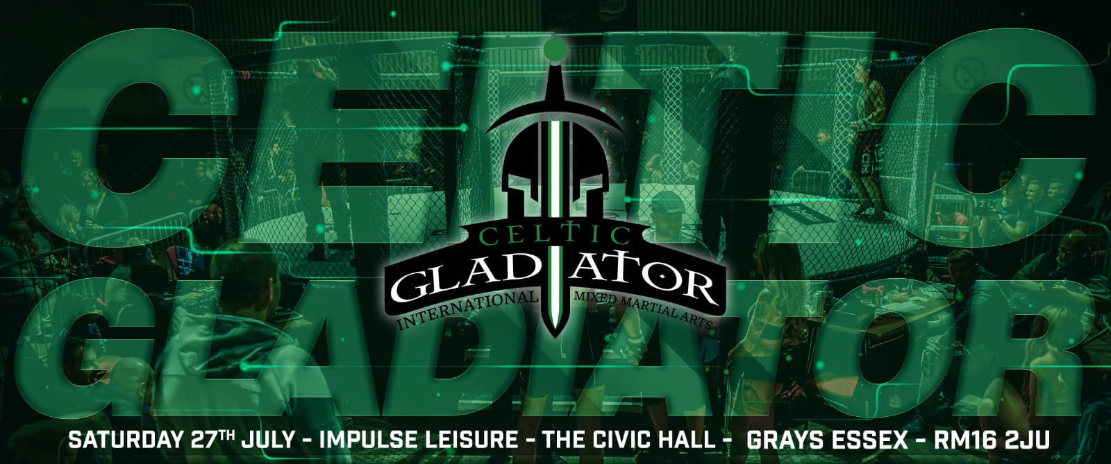 Celtic Gladiator Academy 4 - PPV