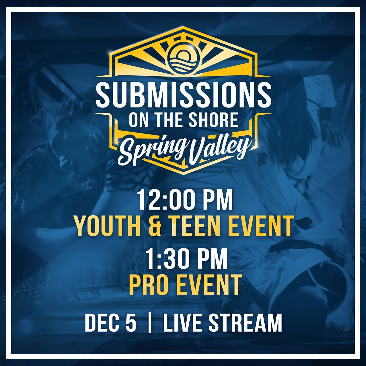 Submission on the shore - December 5th - Spring Valley